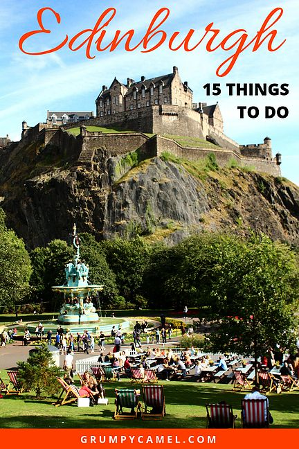 Looking for things to do in Edinburgh? Check out this insider guide with recomme...