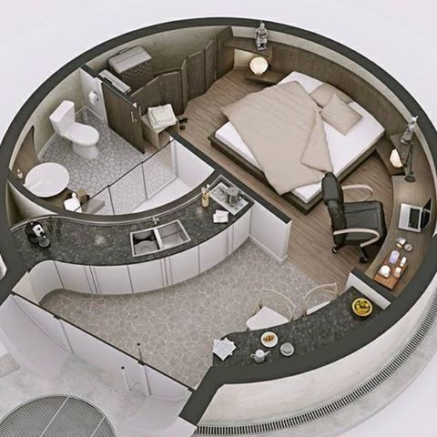 If you want to make a home out of a silo !!!! #a # make # want # ...