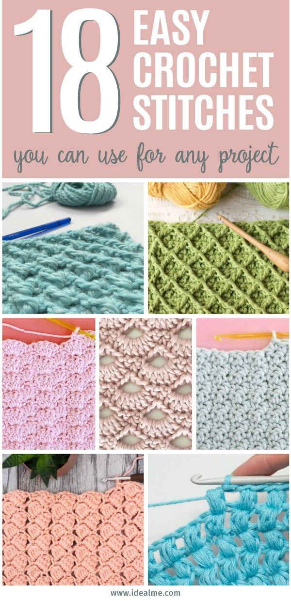 If you're ready to give crochet a try, we've got you covered. We've ...