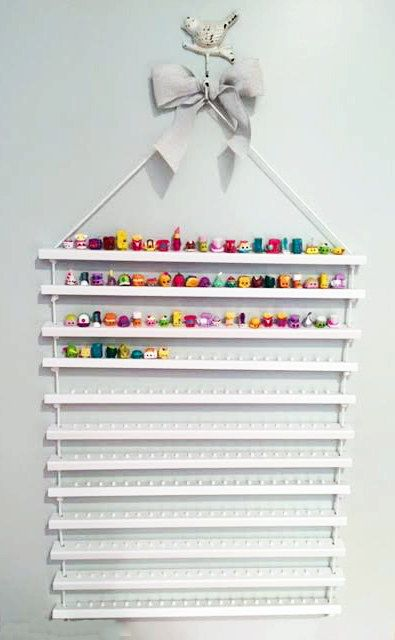 Display Shelf, Shopkins Shelves