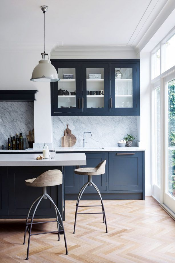 Navy Blue Walls: The Best Shades Of Navy Blue And Where To Use Them