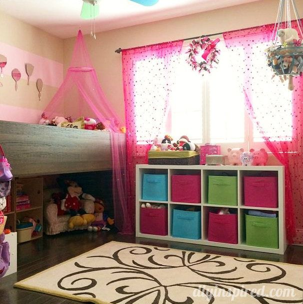 Some New Updates to Our Home-this is the AFTER of my daughter's room. Plus our c...