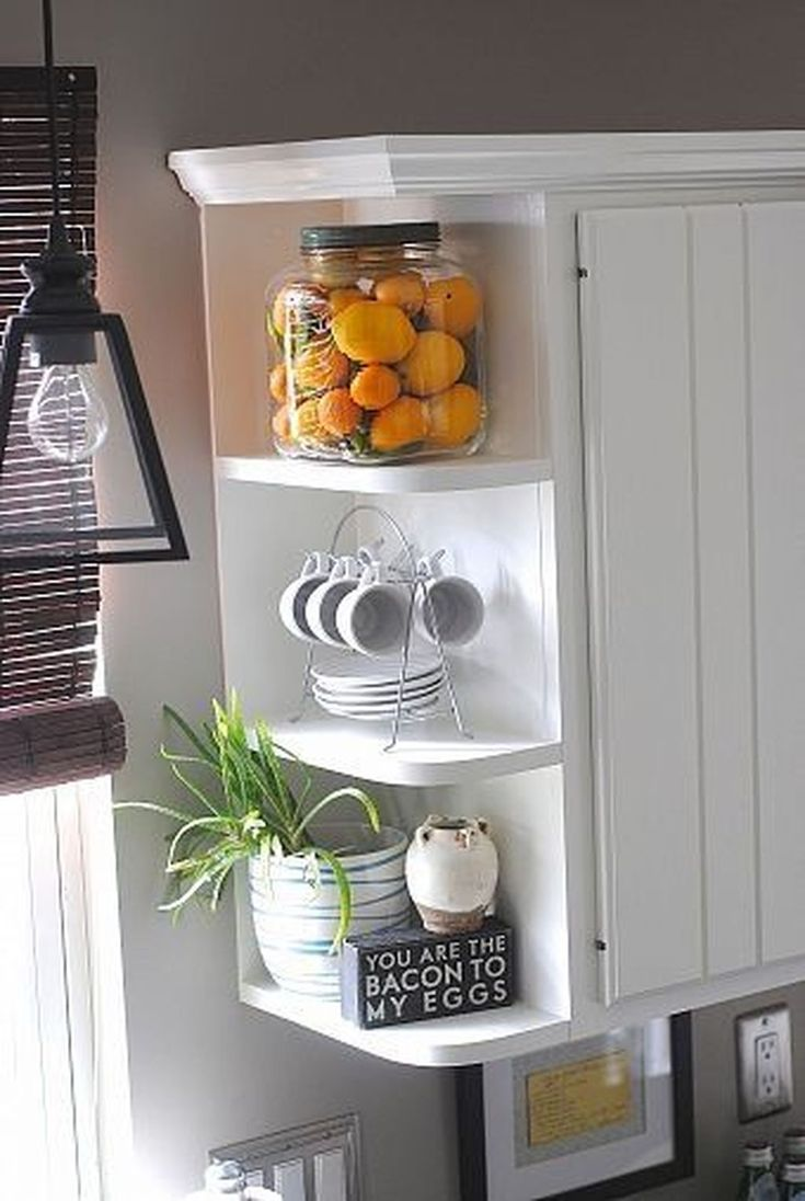 Cool 48 Unique Diy Kitchen Decorating Ideas For Your Inspirations. #