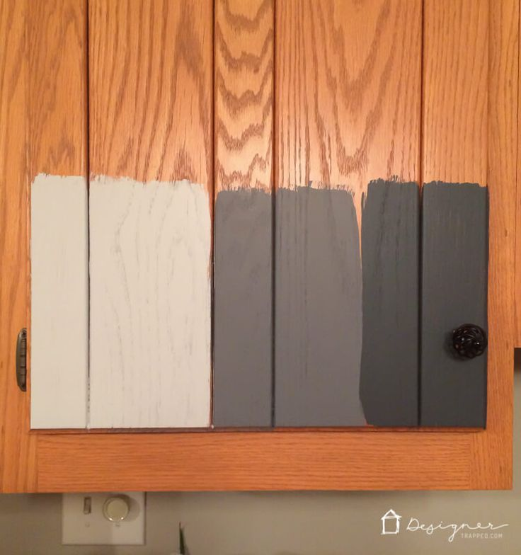 Learn how to paint your kitchen cabinets without sanding or priming. Painting yo...