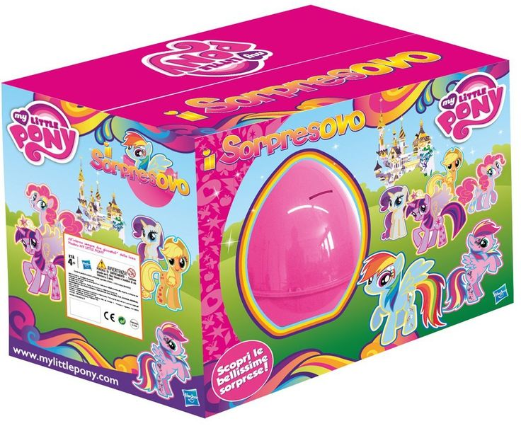 My Little Pony Sorpresovo