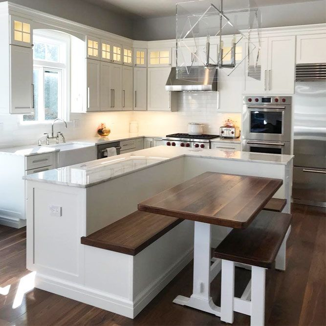 24 Best Kitchen Island Ideas Finally In One Place #finally #Ideas #Island #Kitch...