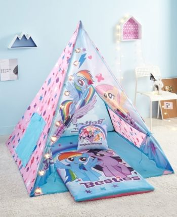 My Little Pony Teepee Tent - Multi