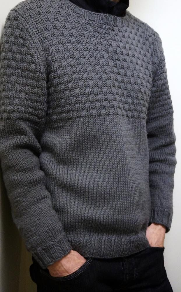 Finsbury Park Sweater Knitting pattern by Jane Howorth