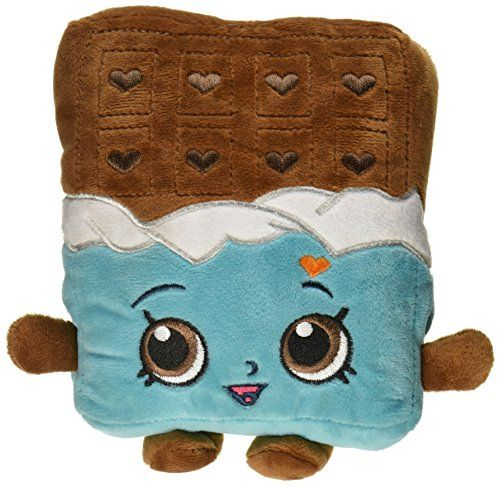 Shopkins Cheeky Chocolate Plush Shopkins smile.amazon.com/...