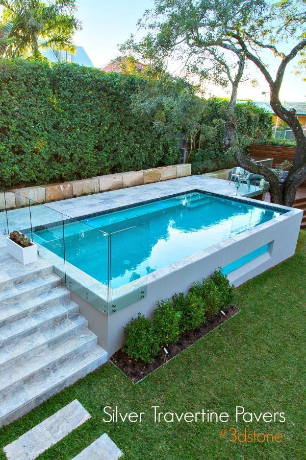 Beautiful elevated pool #erhohter #wunderschoner