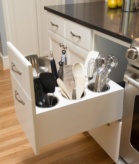 Kitchen cabinet organizers who keep the room clean and tidy #halt ...
