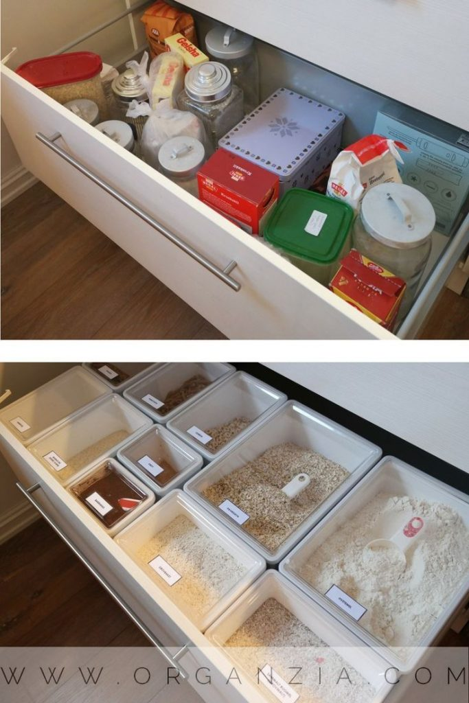 Would you also love to have an organized kitchen drawer? Check out how I did it....