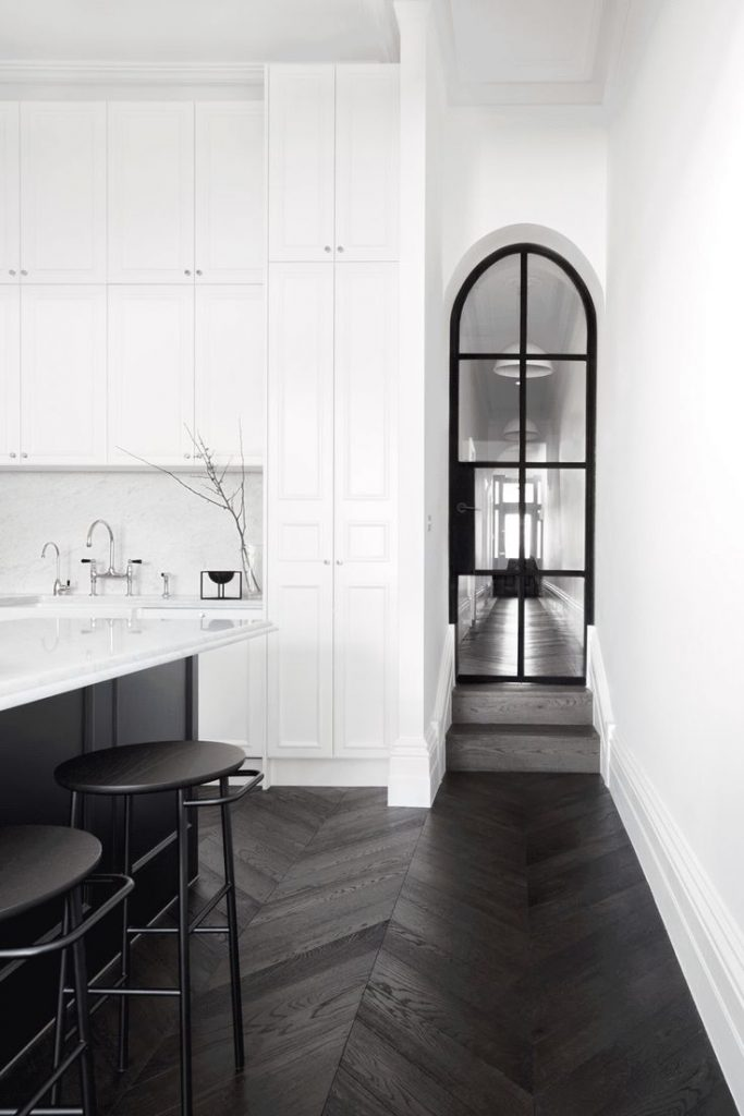 Monochrome living. Visit houseandleisure.c... for more