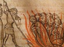 Templar Knights persecuted to death.... There are 4 generations of Templar Knigh...