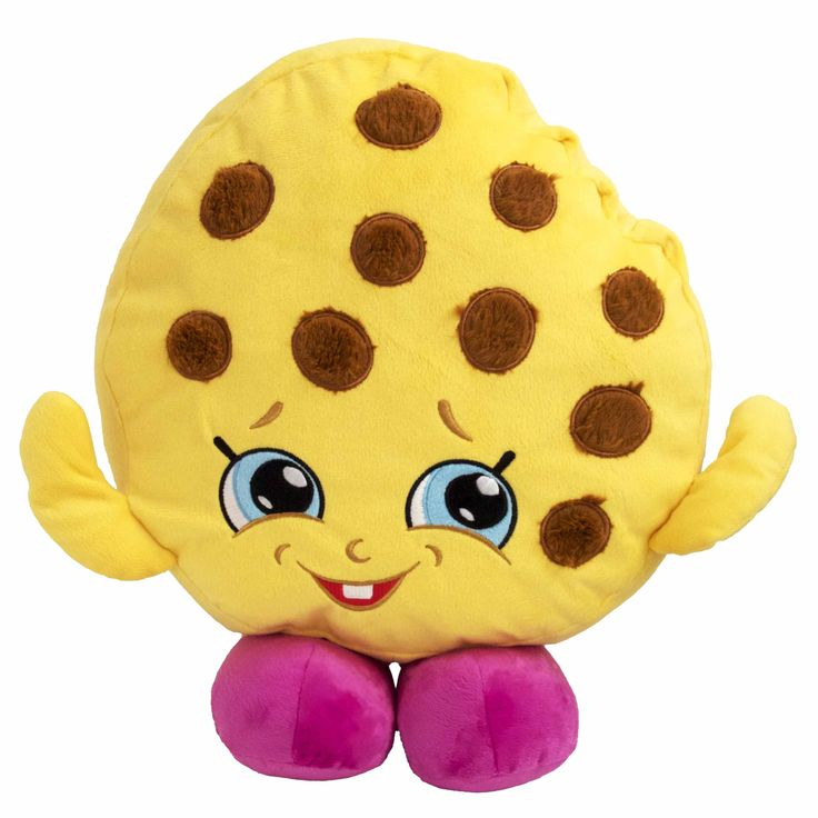 Shopkins Kookie Cookie Pillow Buddy (Cookie Pillow Buddy), Blue, Size Specialty ...