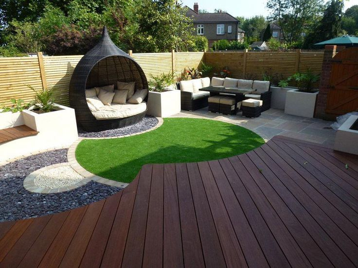 Landscaping - Creative Solutions Design and Building Services Ltd #modernland ...