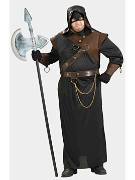Plus Size Templar Knight - Mens Medieval Costumes Oya Costumes