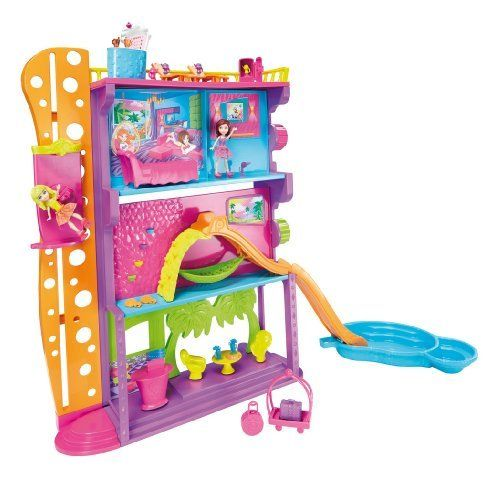 Polly Pocket Spin 'N Surprise Hotel Playset by Mattel. $25.74. From the Manu...