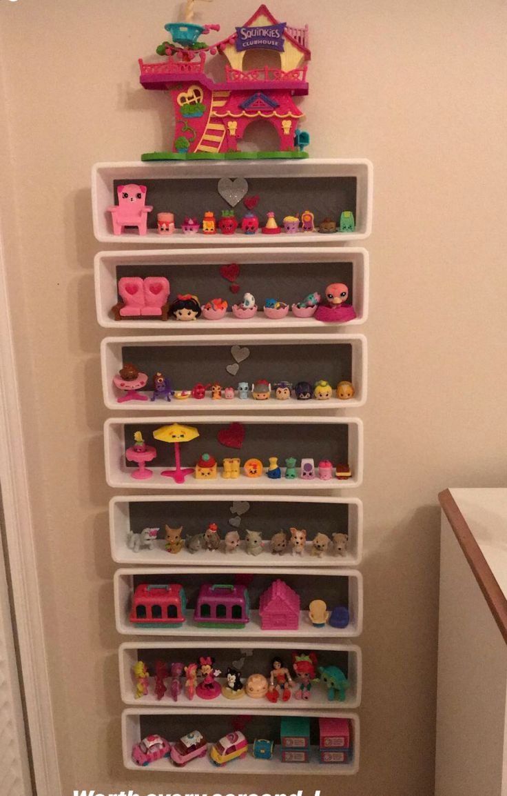 My Dollar Store Shopkins Creation 🙈❤️