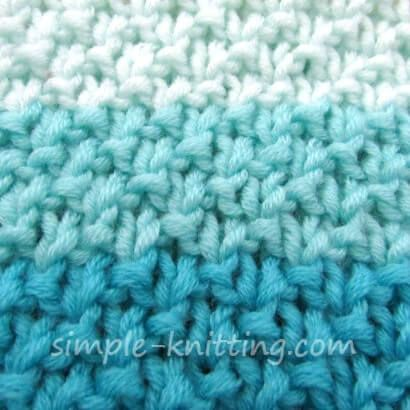 The marina knit cowl pattern is an easy fun to knit pattern using textured knitt...