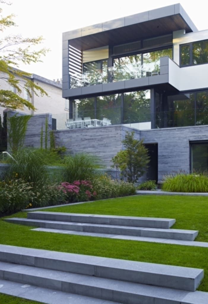 Find Modern Garden Designs: Garden Design. Discover the most beautiful pictures ...