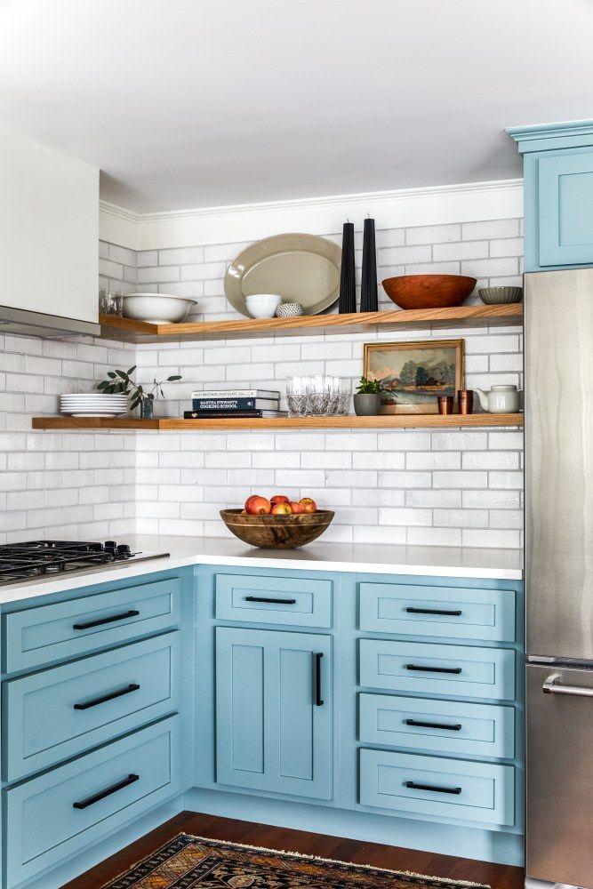 Forget About All-White: 13 Kitchen Colors You Should Definitely Try Instead