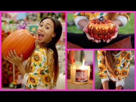 Make your Room Cozy for Fall! DIY Room Decorations For Cheap - YouTube