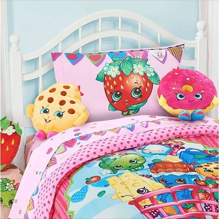 Free 2-day shipping on qualified orders over $35. Buy Shopkins Sheet Set at Walm...