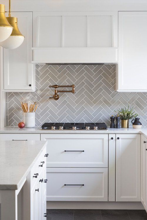 Top Five Kitchen Trends in 2019 - #im #year # Kitchen Trends #Top