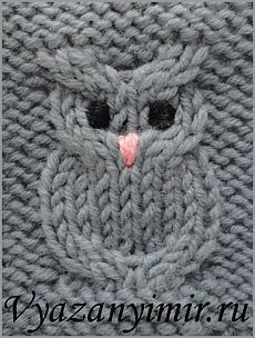 The 28 best pictures of owl knit | Knitting patterns, Yarns - Suzy's ...