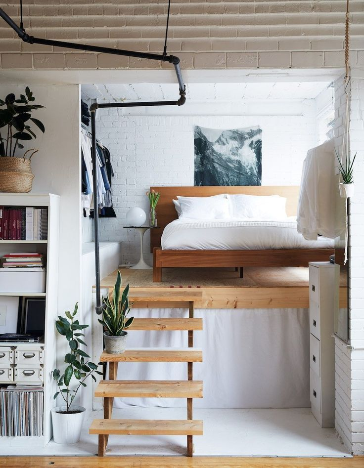 incredible The Half Loft is an ingenious solution for your little frustrations ...