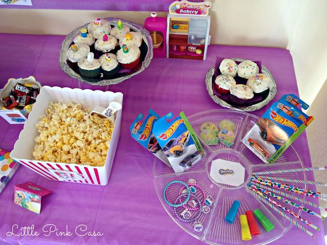 Amazing Ideas for a Shopkins Birthday Party on a Budget! #Shopkins #ShopkinsBirt...