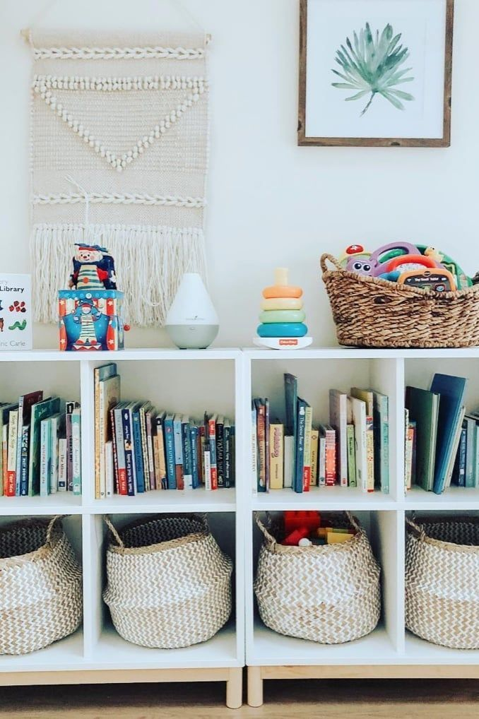 30 beautifully organized games rooms, which, frankly, just beautiful