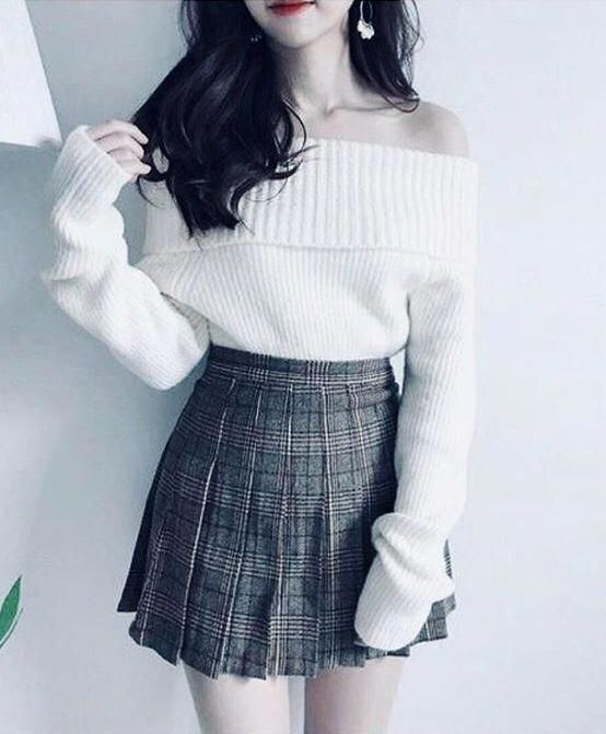 Fall Korean fashion looks great. #fallkoreanfashion - #from #coreana #fall
