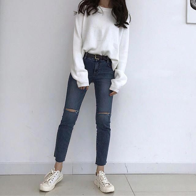 #korean #Koreanfashion #girl #Ulzzang #fashion #korean