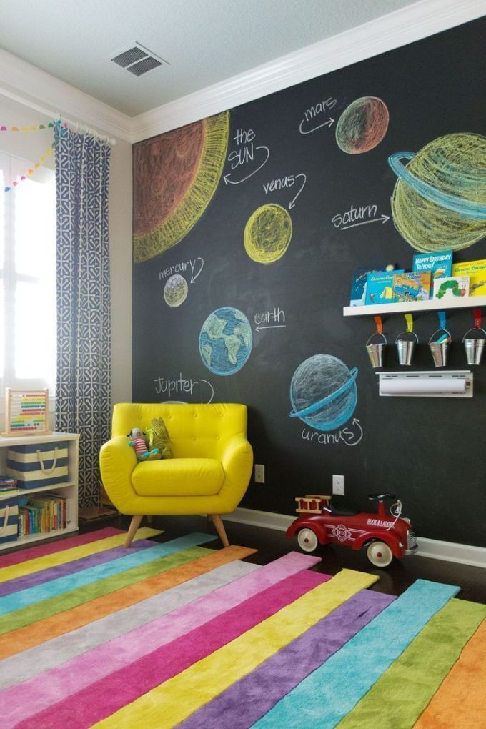 30+ stylish & chic children's room as a gift idea - for girls and boys