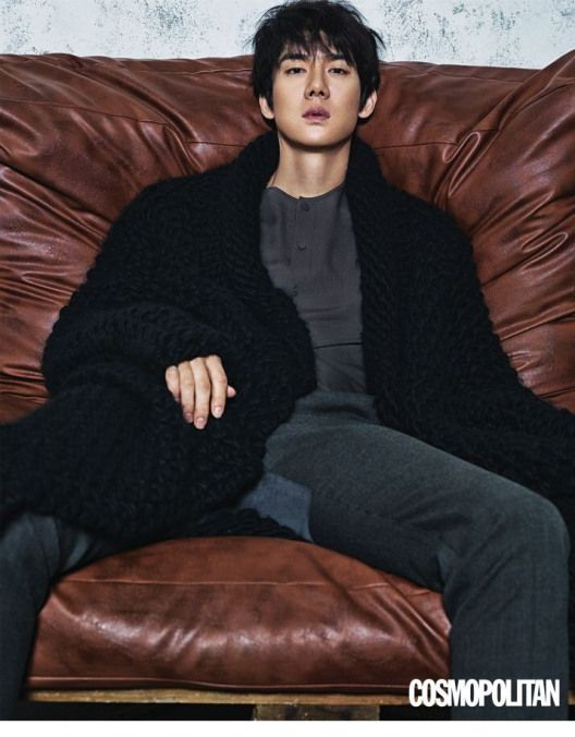 Style Korea: The Art of Korean Fashion  Yoo Yeon Seok for Cosmopolitan Korea Jan...