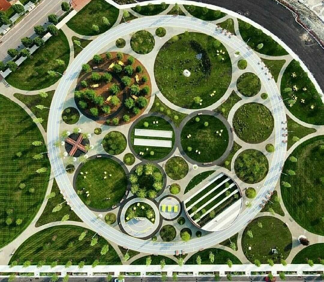 99+ Magnificent Landscape Architecture Across The World (Part 2