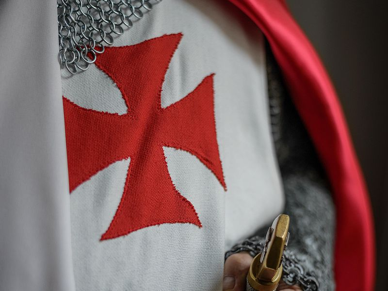 Meet the Americans Following in the Footsteps of the Knights Templar