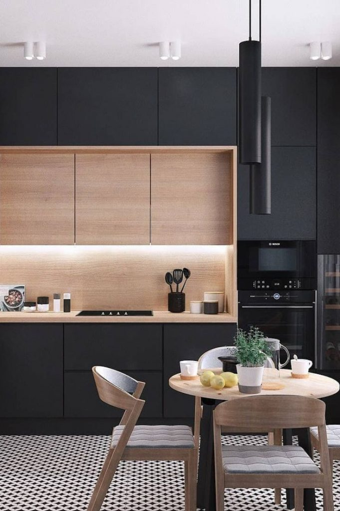 U-shaped kitchen İdeas; The most efficient design examples of your dream kitchen 2019 - Page 29 of 29