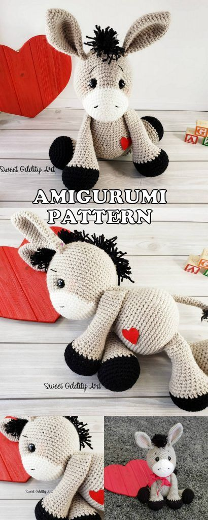 20 Best Amigurumi Animal Elephant Bear Dog Turtle Free And Premium Crochet Patte...