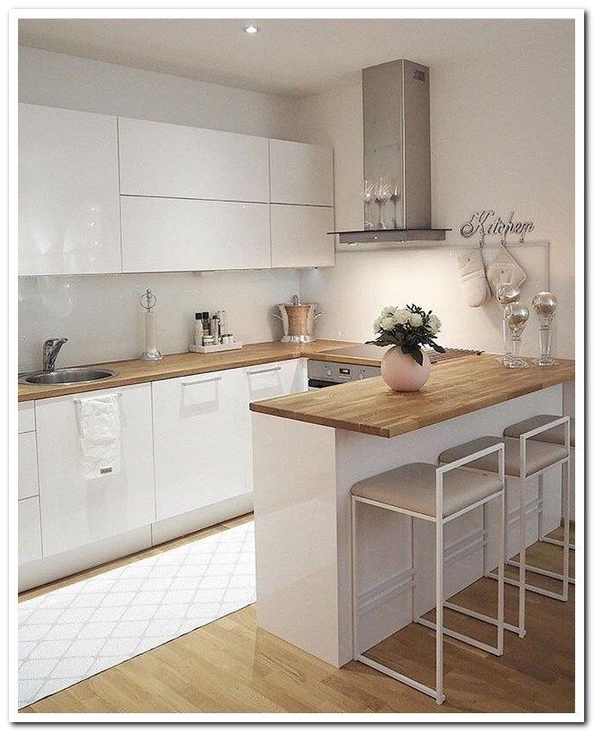 45 suprising small kitchen design ideas and decor 5