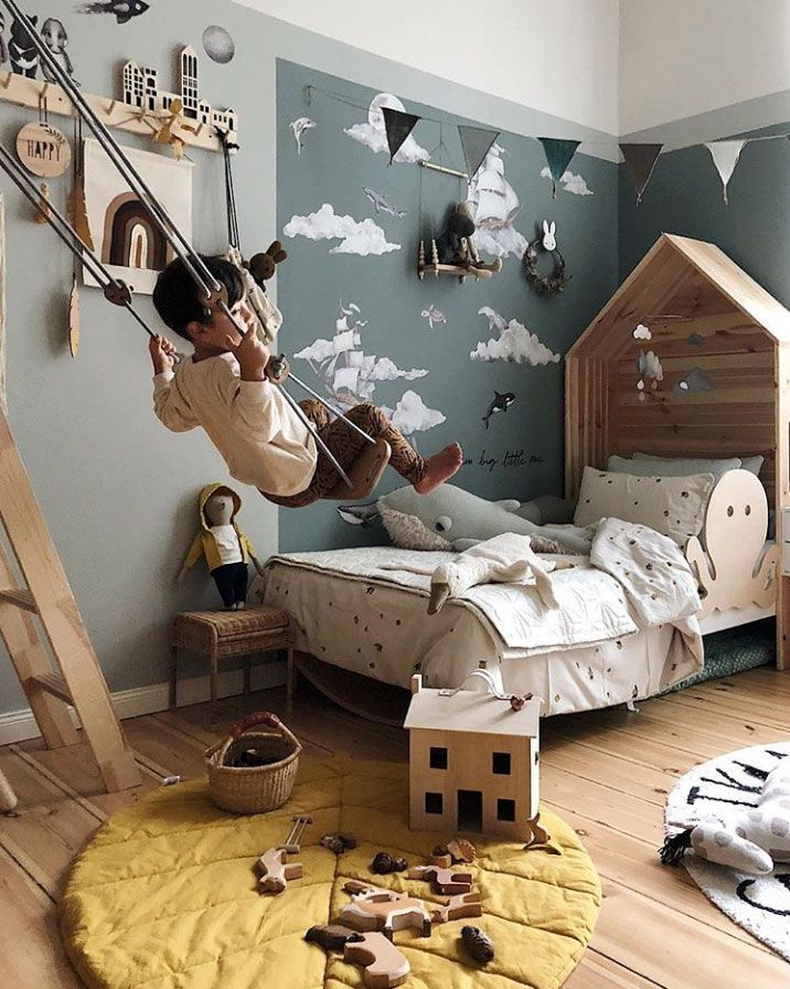 Instagram Find: Victoria's stunning children's room with a beautiful design