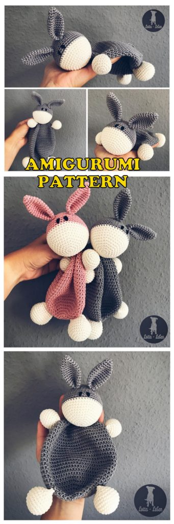 18 Best Amigurumi Animal Donkey Dog Turtle Free Crochet Patterns and tutorials -...