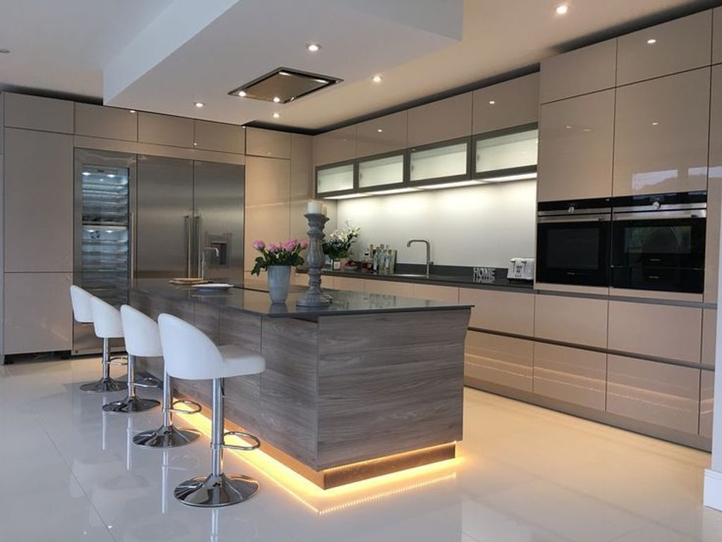 50 Stunning Modern Kitchen Design Ideas