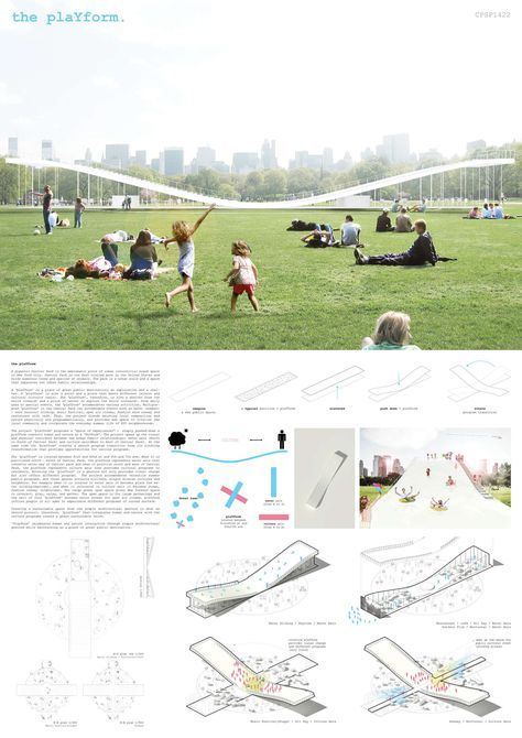 63+ Ideas Landscape Architecture Competition Board Presentation