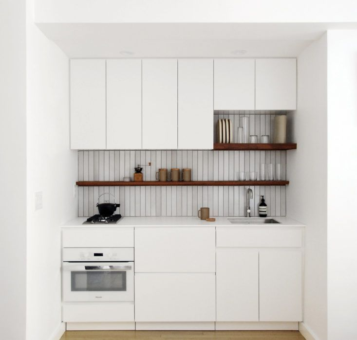 A Tiny Kitchen Made for Cooking: Everything You Need in 26 Square Feet (The Organized Home)