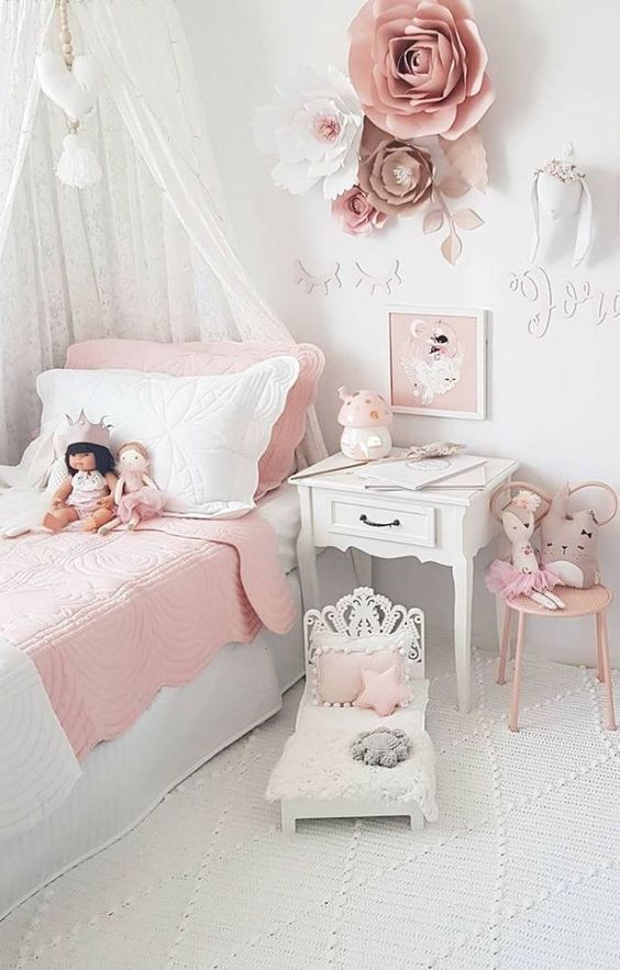 If you are looking for ideas for bedroom for girls, think about it ...