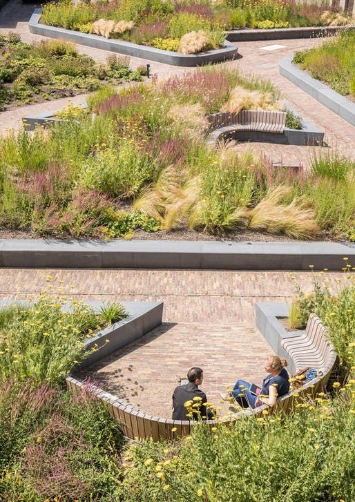 Spring has arrived! Here are 10 fresh examples of architectural landscapes & outdoor spaces.