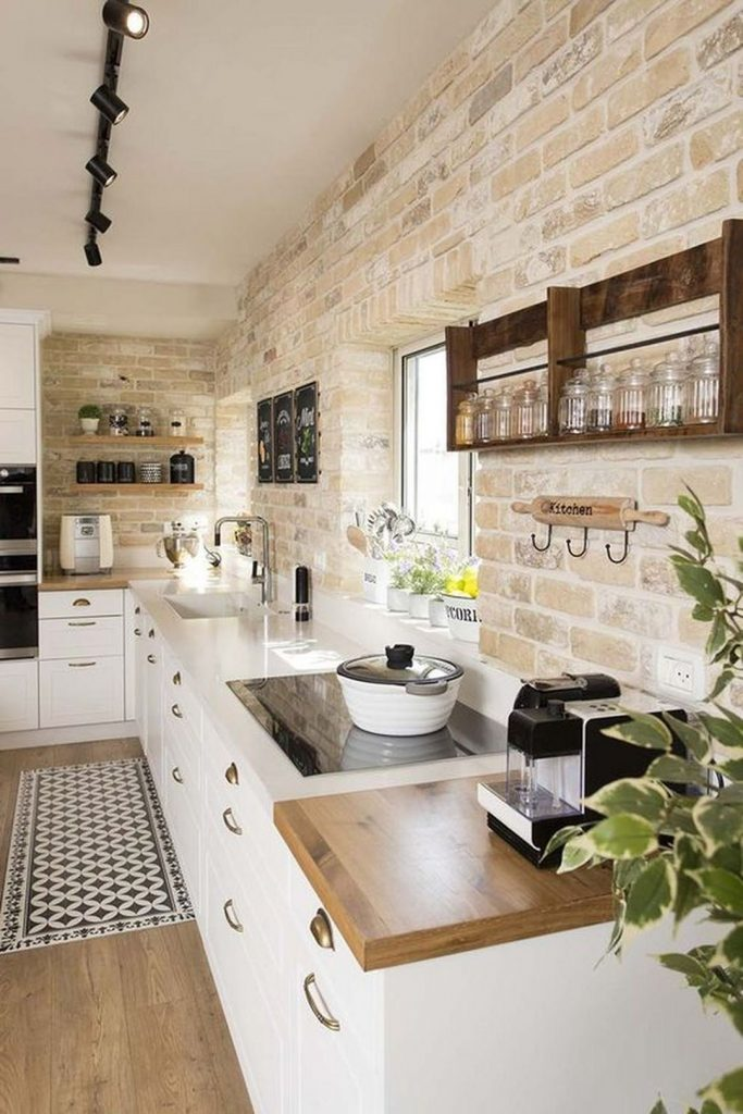15 Chic Farmhouse Kitchen Design And Decorating Ideas for Fun Cooking